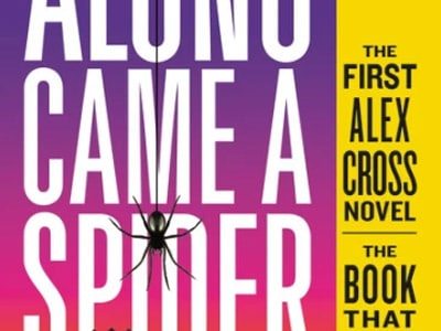 Along came a Spider cover by James Patterson